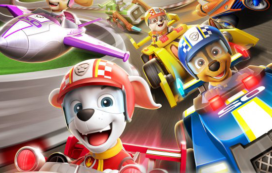 Paw Patrol: Ready, Race, Rescue!