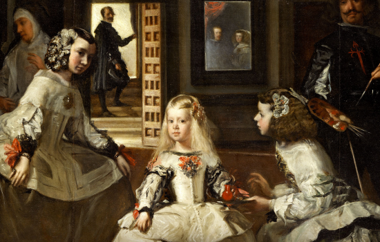 Painting from the Prado collection