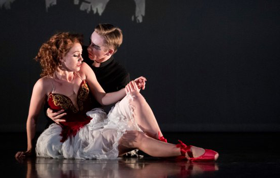Still from Matthew Bourne's The Red Shoes