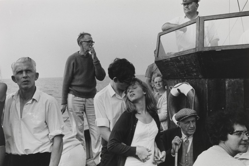 Beachy Head Tripper Boat, 1967, by 托尼·雷·琼斯